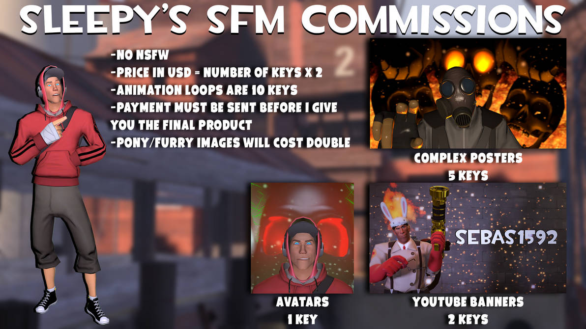 Commission Sheet - COMMISSIONS OPEN