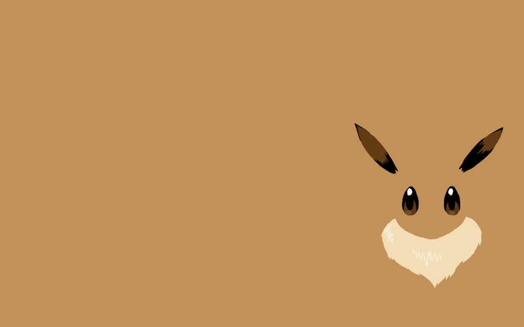 pokemon eevee wallpaper by soaringpaws on deviantart