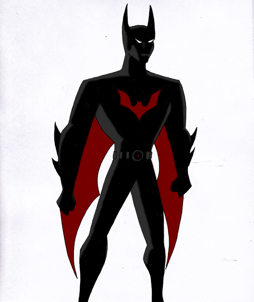 batman beyond by thattmntchick on deviantart