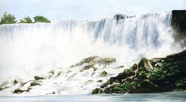 American Falls by Bhiggins1218