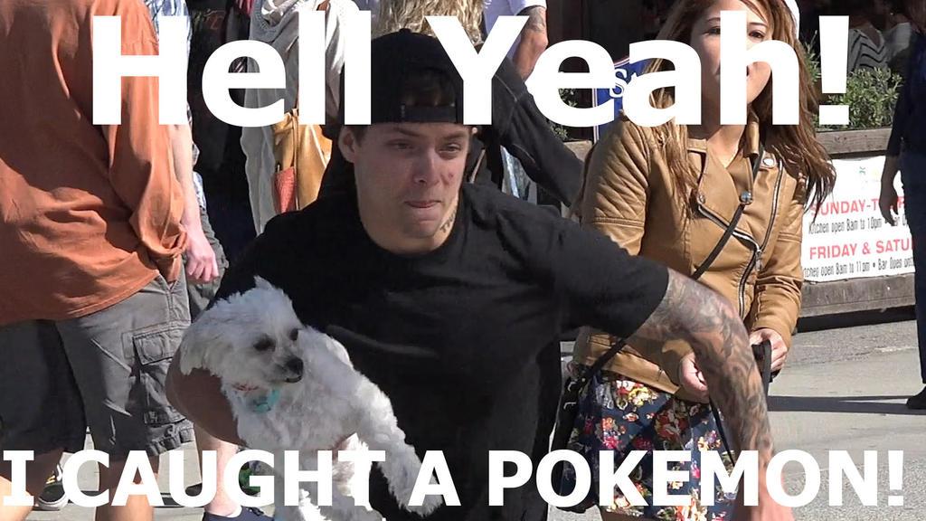 [Polémiques] Flâner avec Pokémon Go