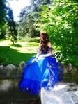 Waiting for someone - Dress ball Hungary cosplay