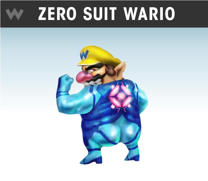 Mario Bros vs. Wario Bros by CurtisGwin on DeviantArt  |Zero Suit Mario