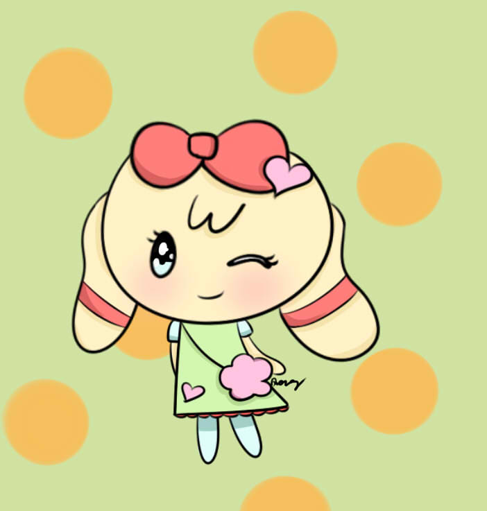 Usatchi's Sister by hanako-kawaii-chan on DeviantArt