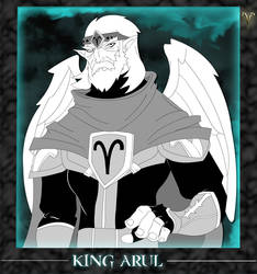 EverWing: King Arul by GregEales