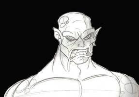 Monster Sketch...