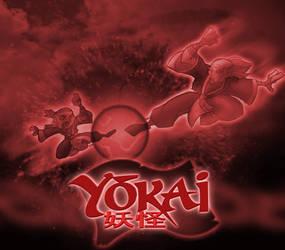 FEB17 - YOKAI MASTERS by GregEales