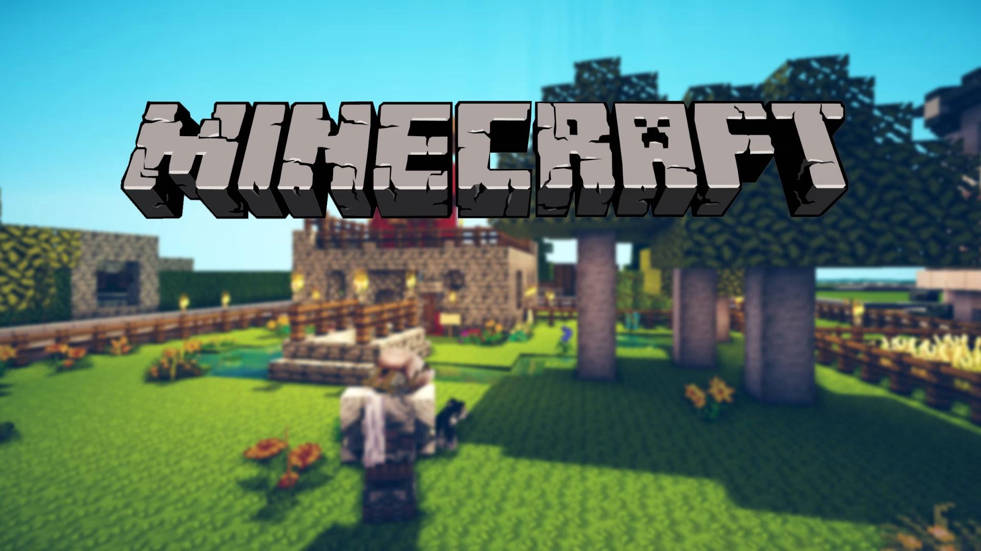 <b>Minecraft Wallpaper</b> Hd 1080p on WallpaperGet.com