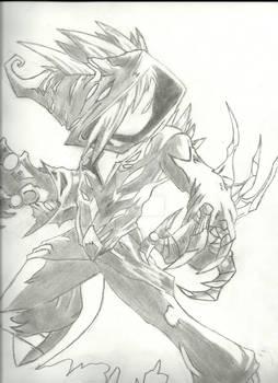 Grim Jr. Segador