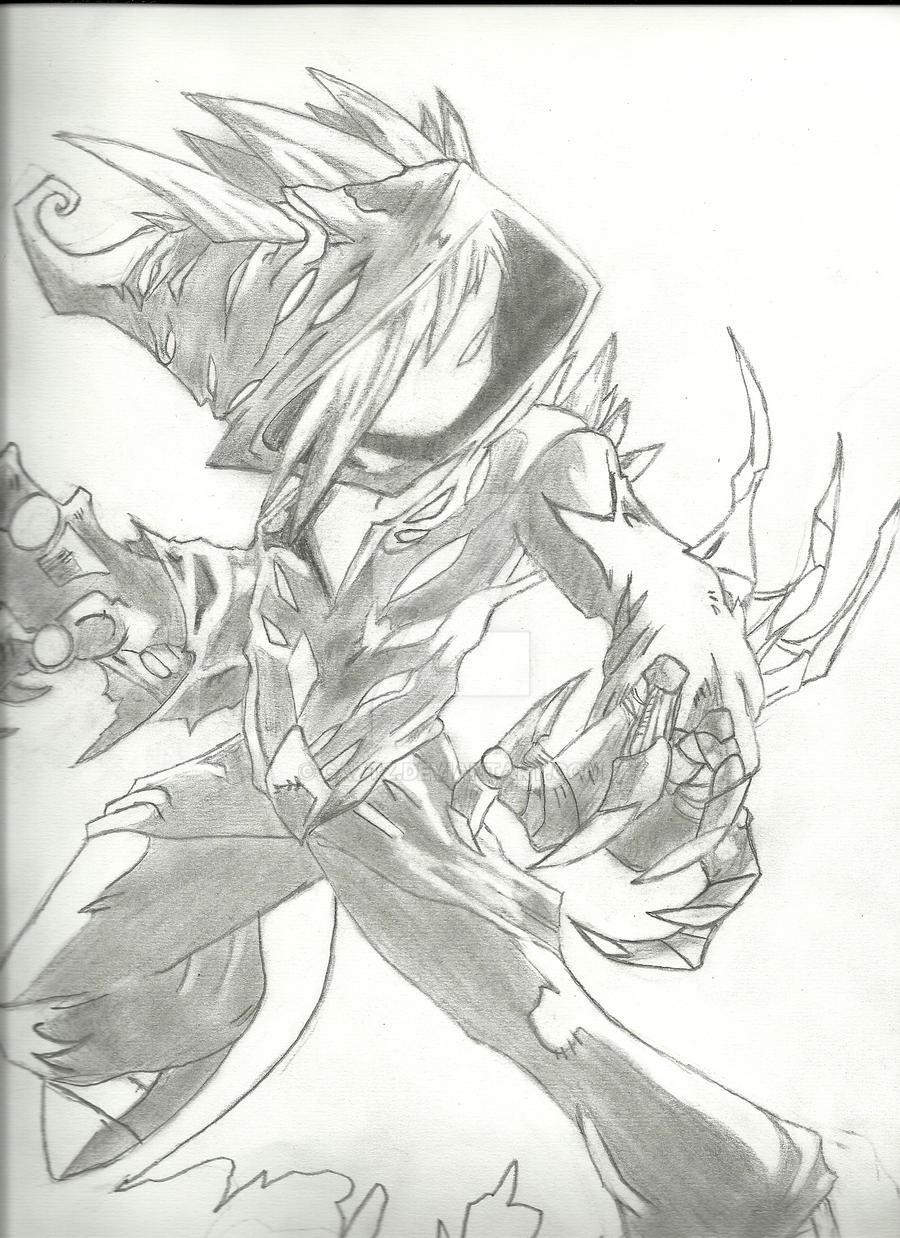 Grim Jr. Segador by CAZTZ