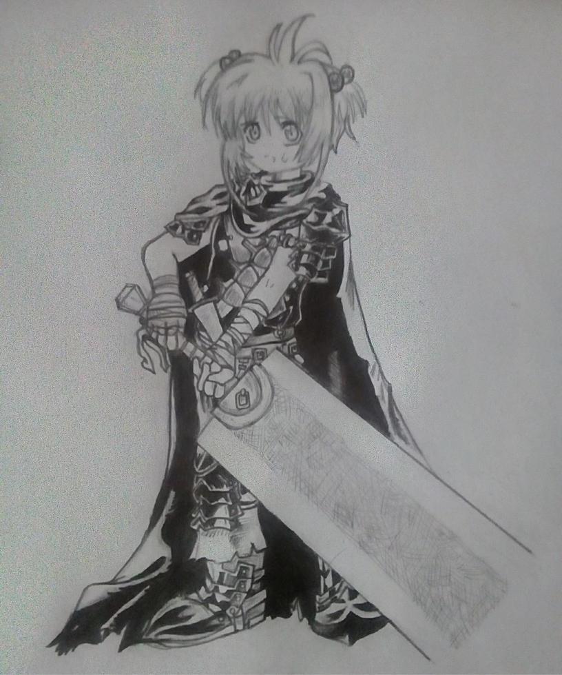 Sakura - Berserk Cosplay by CAZTZ