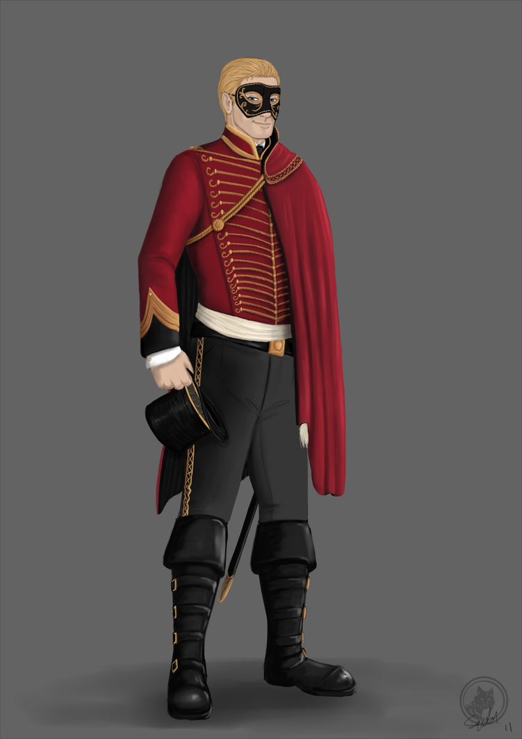 Jeager - Winter Masquerade ball outfit by RecklessJack on DeviantArt