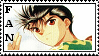 Yuusuke Stamp by yoshimiU23