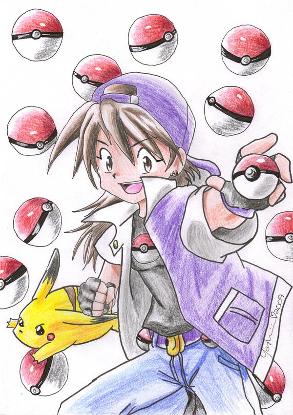 Pokemon Adventures  Violet by yoshimiU23 on deviantART