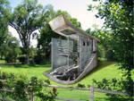 3D Photoshop Render Structure