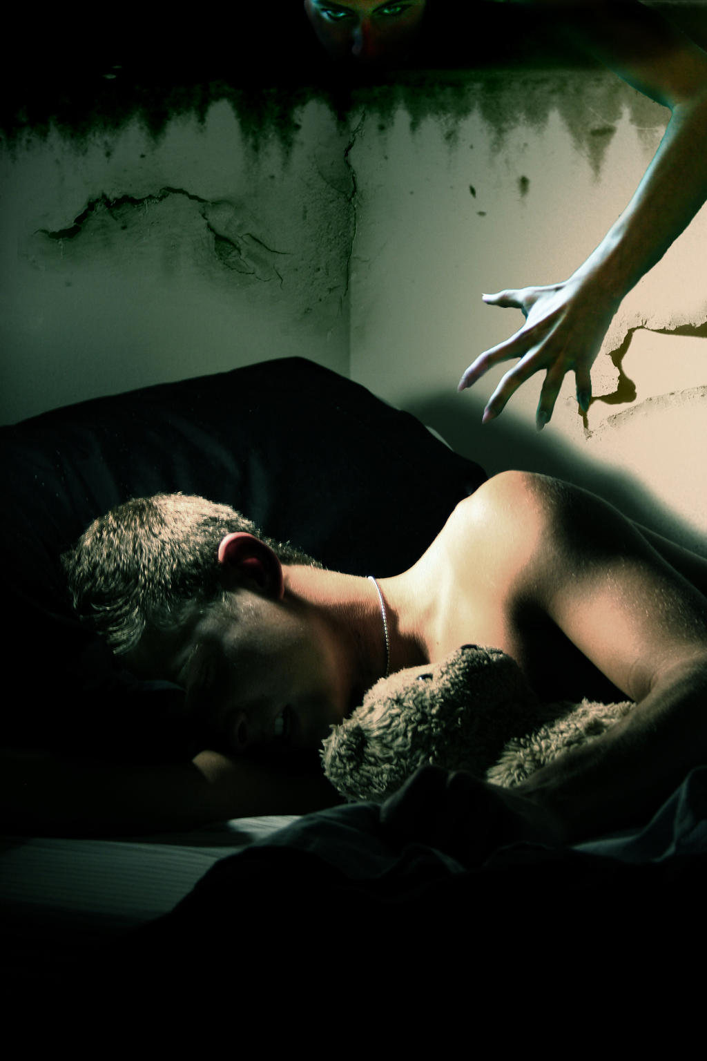Silent Nightmare by vvmasterdrfan