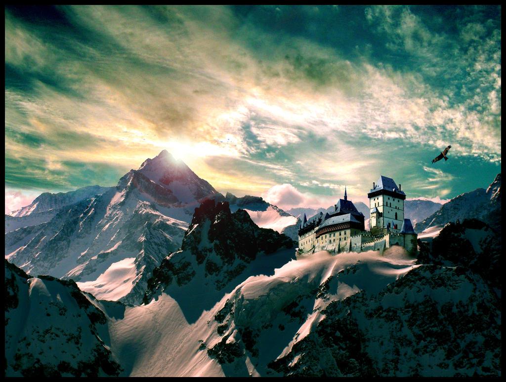 Castle by vvmasterdrfan