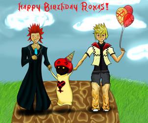Happy Birthday Roxas