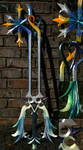 The Oathkeeper Keyblade
