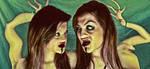 Deformed Zombies 4 by vvmasterdrfan