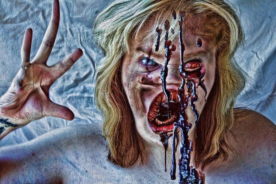 Zombie: Final Boss by vvmasterdrfan