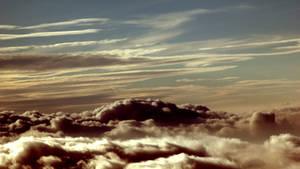 Ocean of Clouds Stock 4