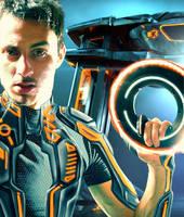 Tron Light Suit Design by vvmasterdrfan