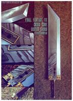 FFVII Crisis Core Buster Sword by vvmasterdrfan