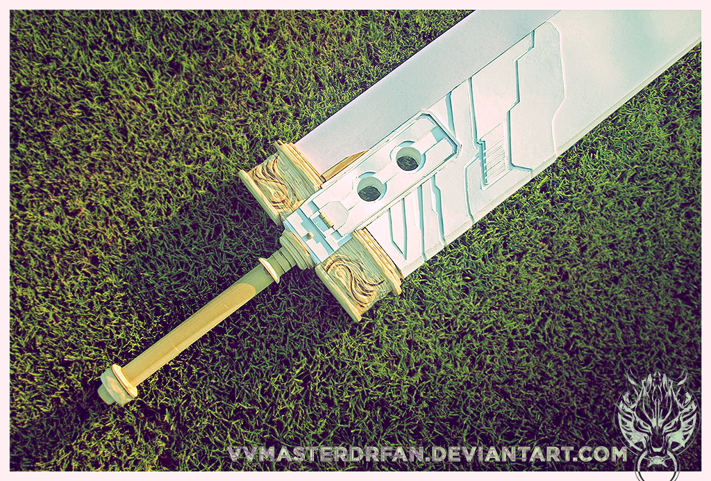 Crisis Core Buster Sword v2.0 - Preview by vvmasterdrfan