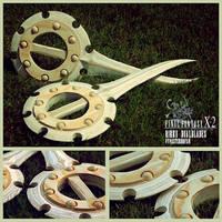 FFX-2 Rikku Dualblades - Preview by vvmasterdrfan