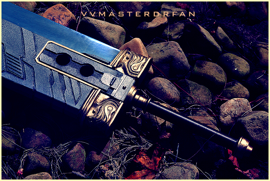 The Living Legacy - Buster Sword 3 by vvmasterdrfan