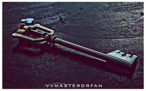 Kingdom Key HDR by vvmasterdrfan