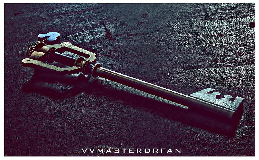 Kingdom Key HDR