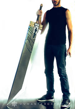 Crisis Core Buster Sword - Mark III