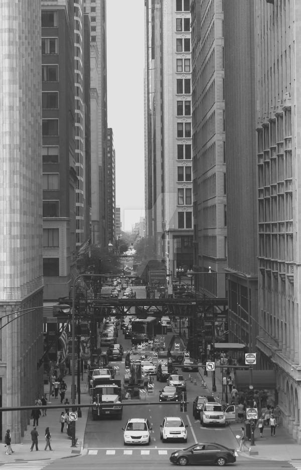 Monroe Street by vvmasterdrfan