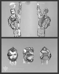 Cyborg_B by vvmasterdrfan
