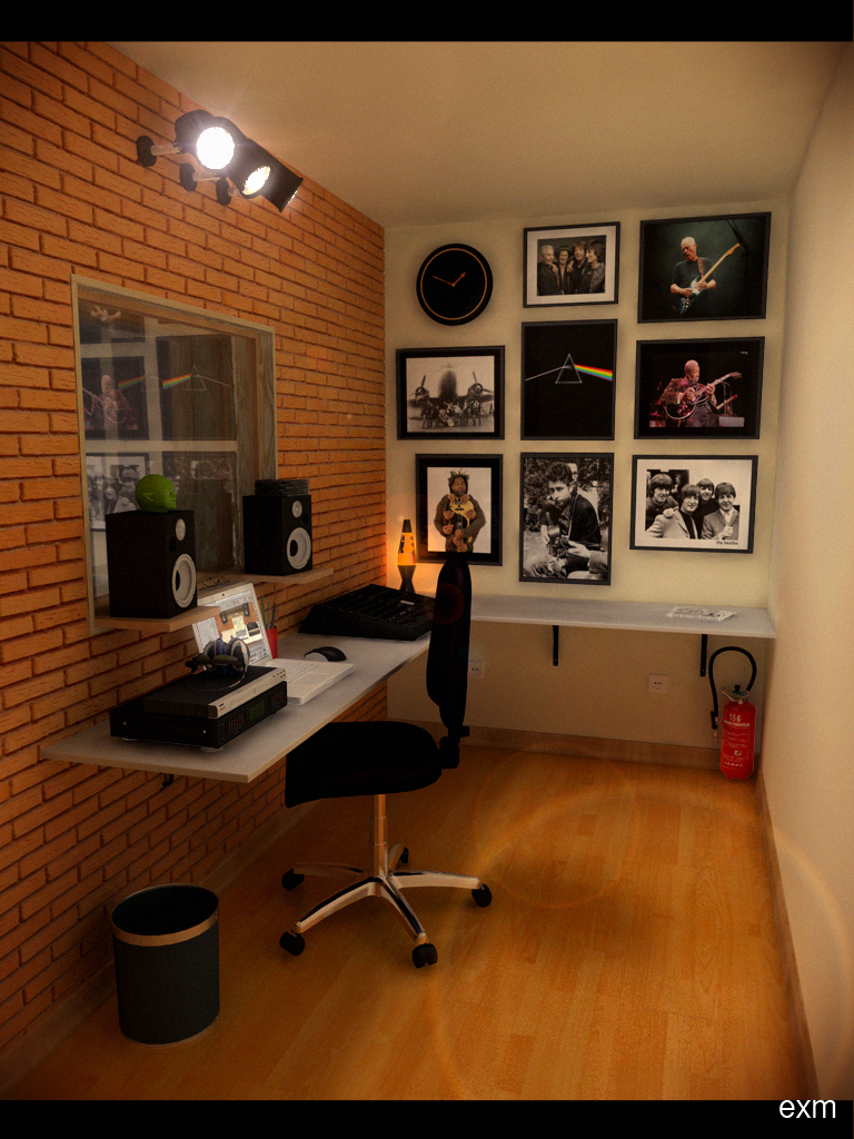 home recording studio designs joy studio design gallery best design. Black Bedroom Furniture Sets. Home Design Ideas