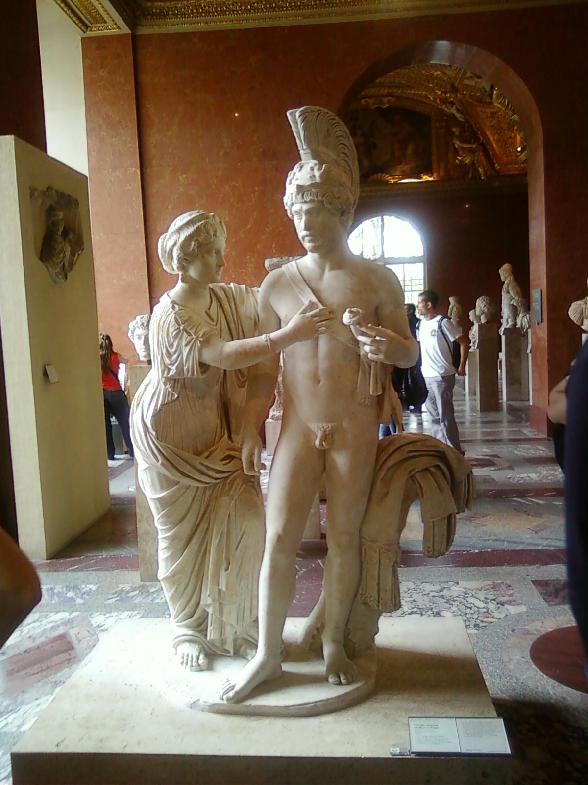 Louvre 21 by Wild-Neko