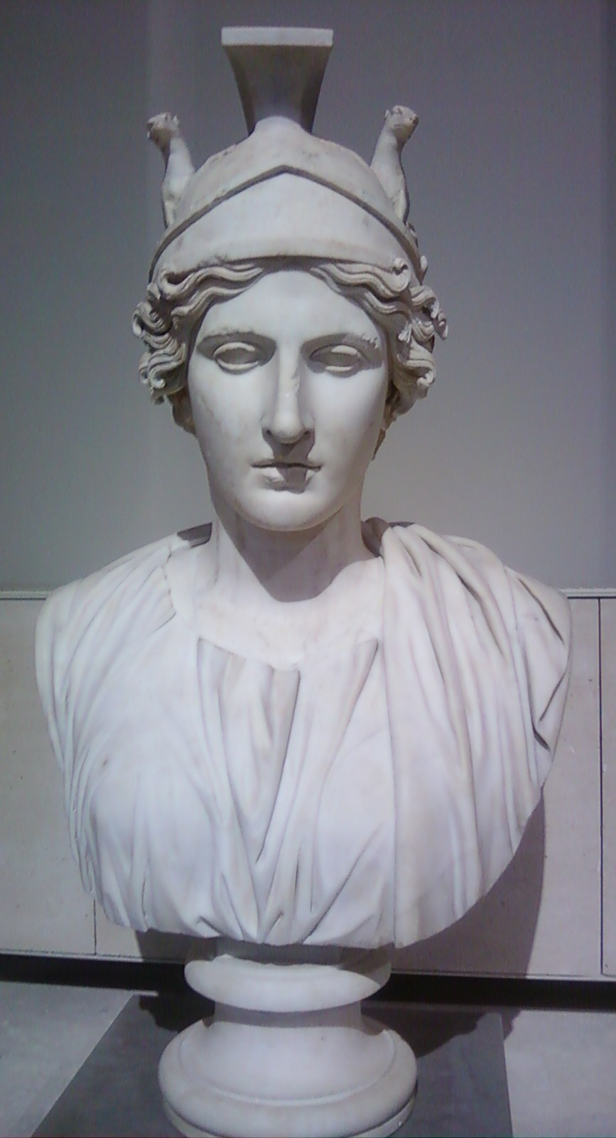 Louvre 38 by Wild-Neko