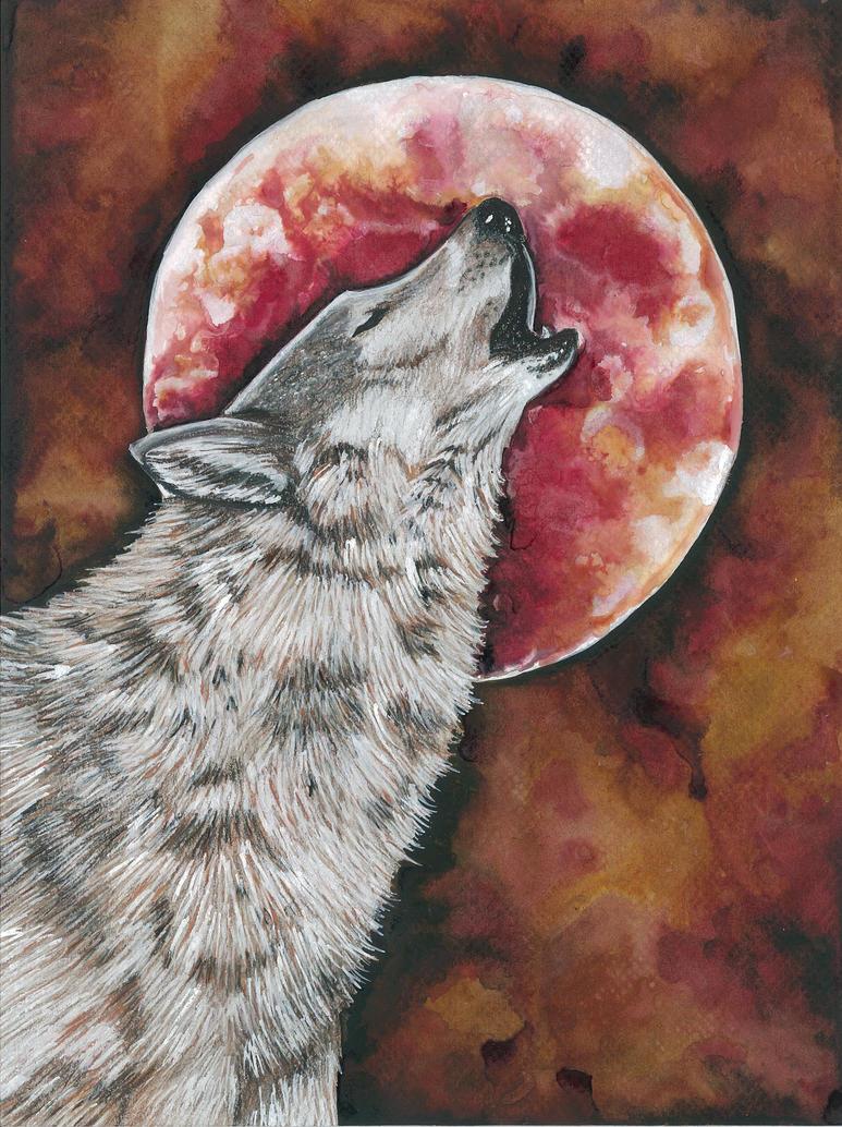 Harvest Moon by petiteophelia