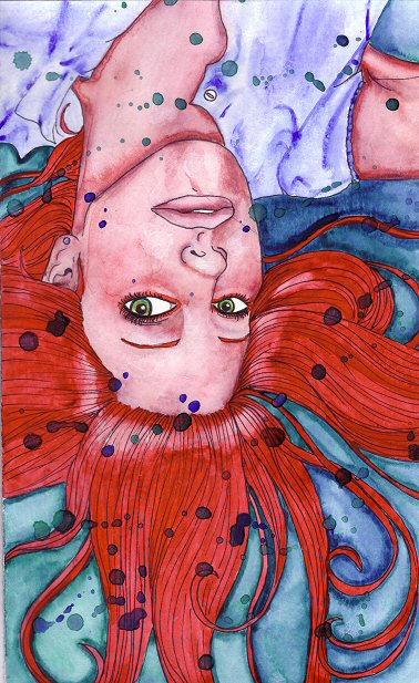 Ophelia Floating by petiteophelia
