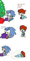 Sonic X mas