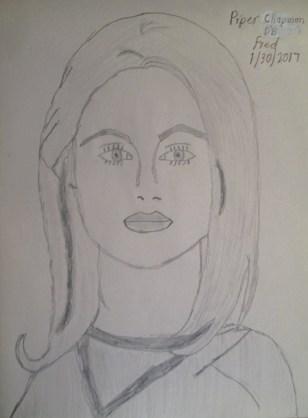 Piper Chapman by freddie64