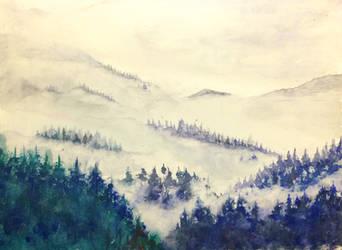 The Mist by Gaabs