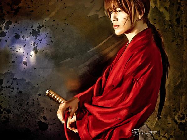Rurouni Kenshin by deboratsuki