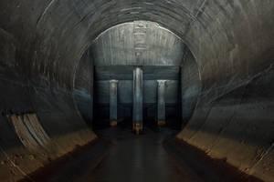 Underground Pillars by 5isalive