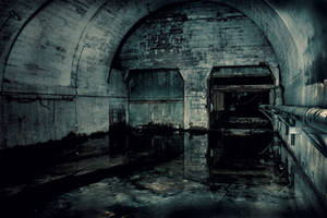 Abandoned Underground V2 by 5isalive