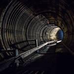 Backlit Tunnel