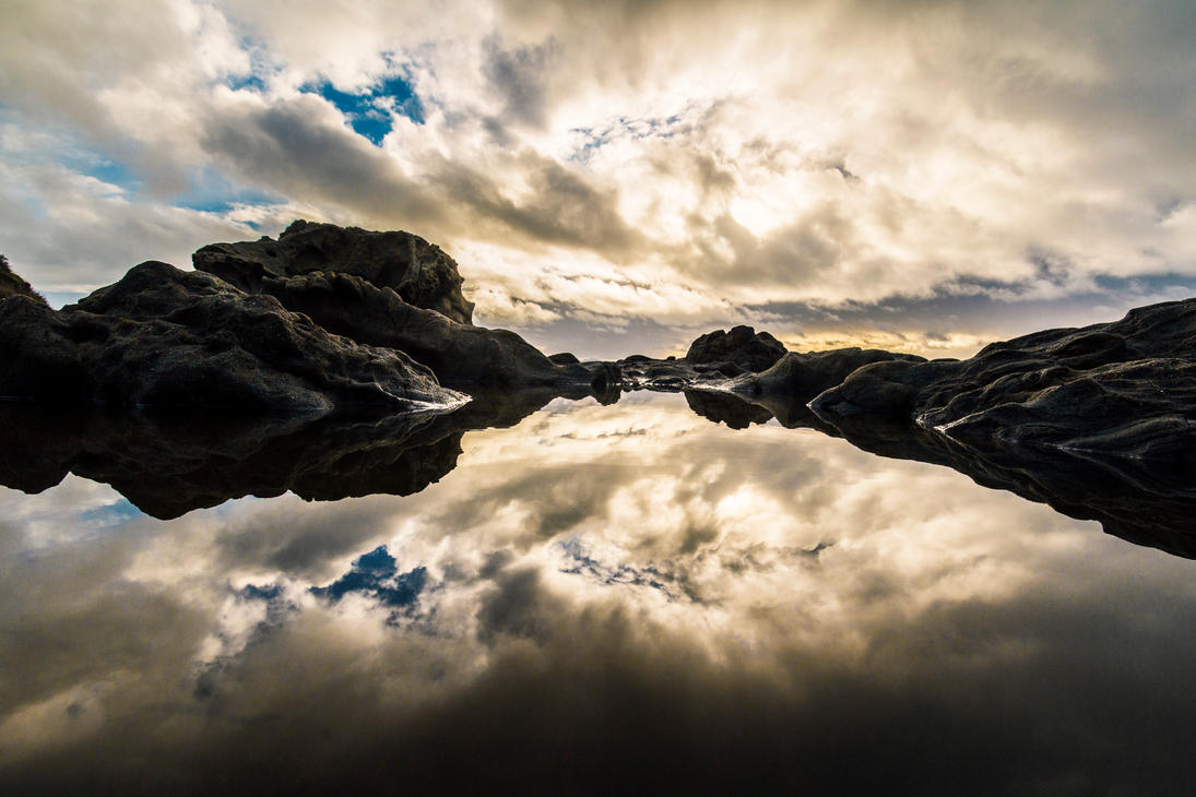 Break in the Clouds by 5isalive