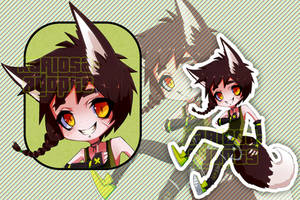 Wolfy Offer to Adopt (CLOSED) by Kariosa-Adopts